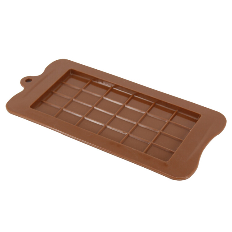 DIY 5-Cavity Cookie Muffin Silicone Mould Chocolate Pan Waffles Mold Baking Mold