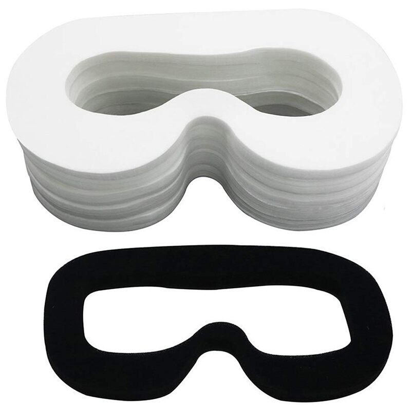 Disposable Facial Mask PlayStation //Gear VR Headset for HTC Vive Oculus Rift