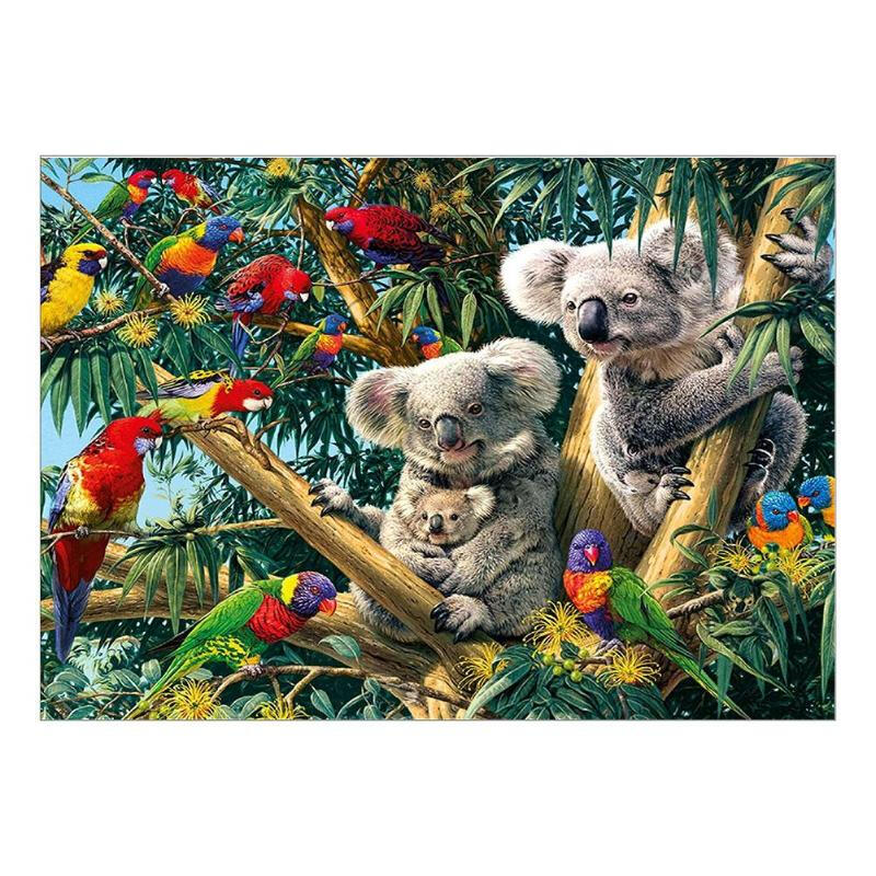 5D Diamond Painting Koalas in the Trees Kit