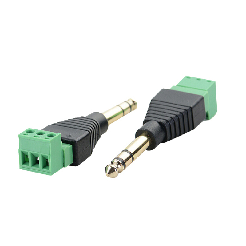 UGREEN 6.3mm Mono Cable 3M 1//4 inch to 1//8 inch 3.5mm to 6.35mm Audio Splitter,