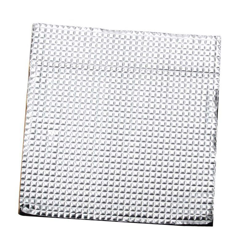 Insulation Heated Bed Hotbed Thermal Pad Heatbed Sticker 3D Printer Accessories