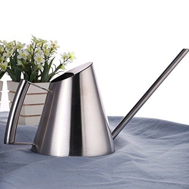 Watering Can 1000ml Stainless Steel