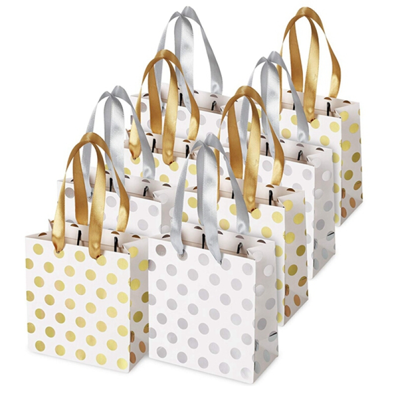 Party Decor Candy Bags DIY Snack Gift Bag With Greeting Cards  Cute Animal 10PCS
