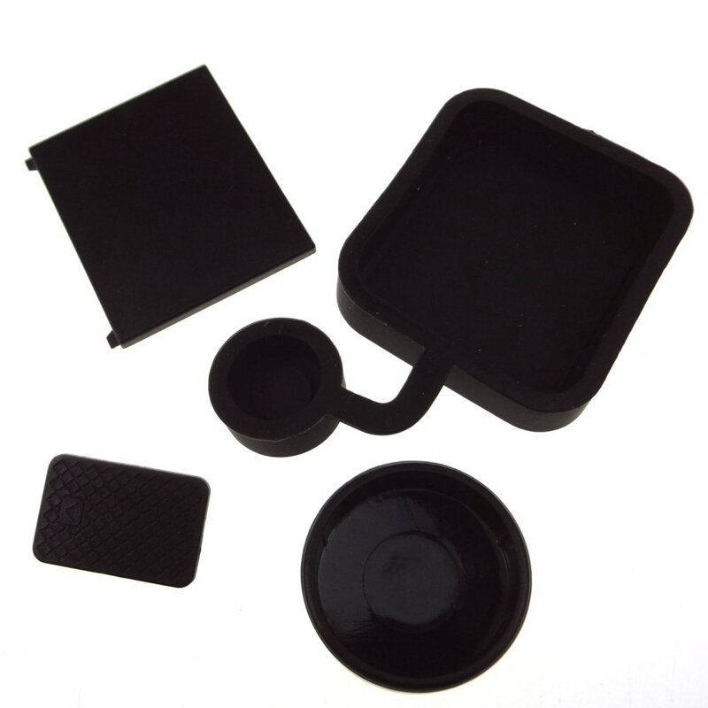New Protective Camera Lens Cap Cover Housing Case Cover for GoPro Hero 4//3+ ST-118