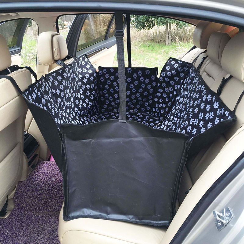 316C Oxford Cloth Pet Car Safety Seat Pet Safety Pad Seat Basket Small Dog
