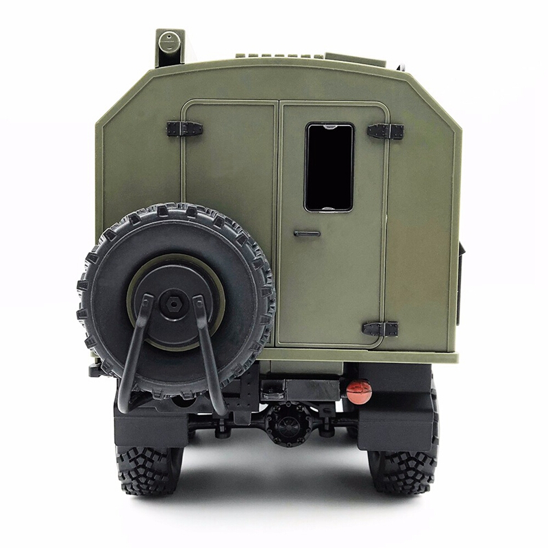 WPL B36 Ural 2.4G 1:16 6WD Off-road RC Car Command Military Truck RTR
