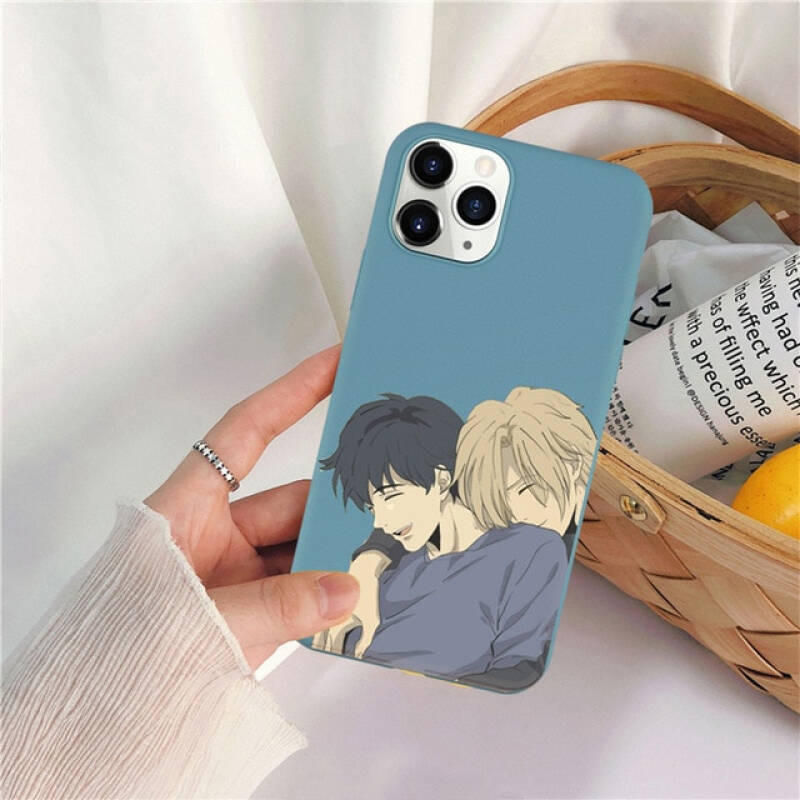 Japanese Anime Banana Fish Anime Soft Silicone Phone Case For Apple Iphone 12 11 Pro Xs Max X Xr 6 7 8 Plus Se Coque Fundas