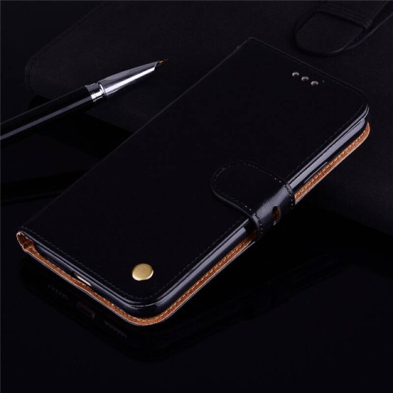 Leather Phone Case For Huawei Y3 Cro-L22 Cro-U00 Luxury Card Holder Wallet Case For Huawei Y 3 Y3 Cover Coque Fundas