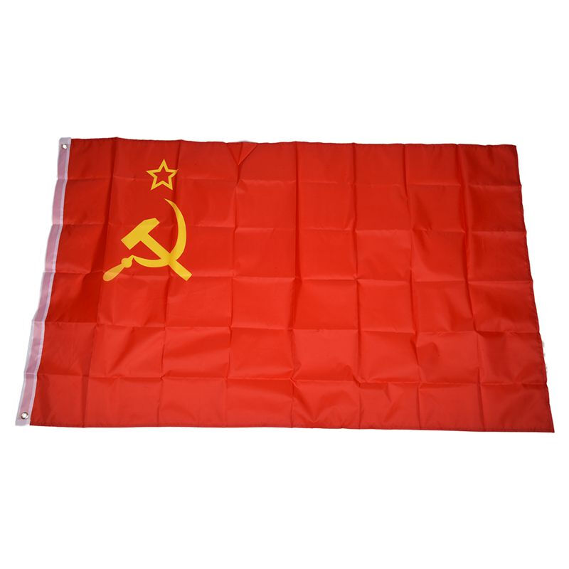 USSR Flag  5ft x 3ft